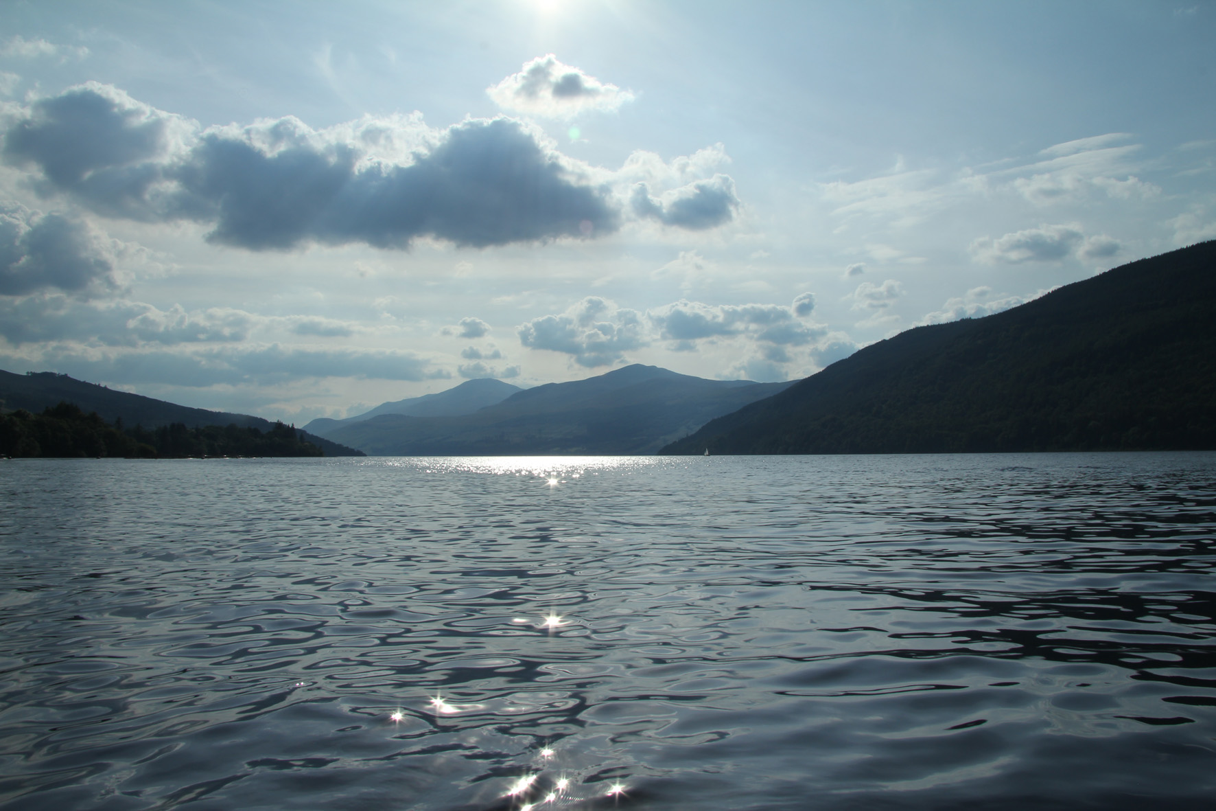 Best places to holiday in Scotland | Taymouth Marina