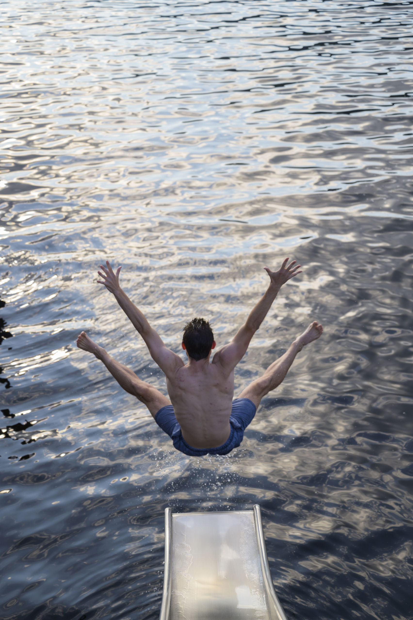 Wild Swimming In Winter: The Loony Dook
