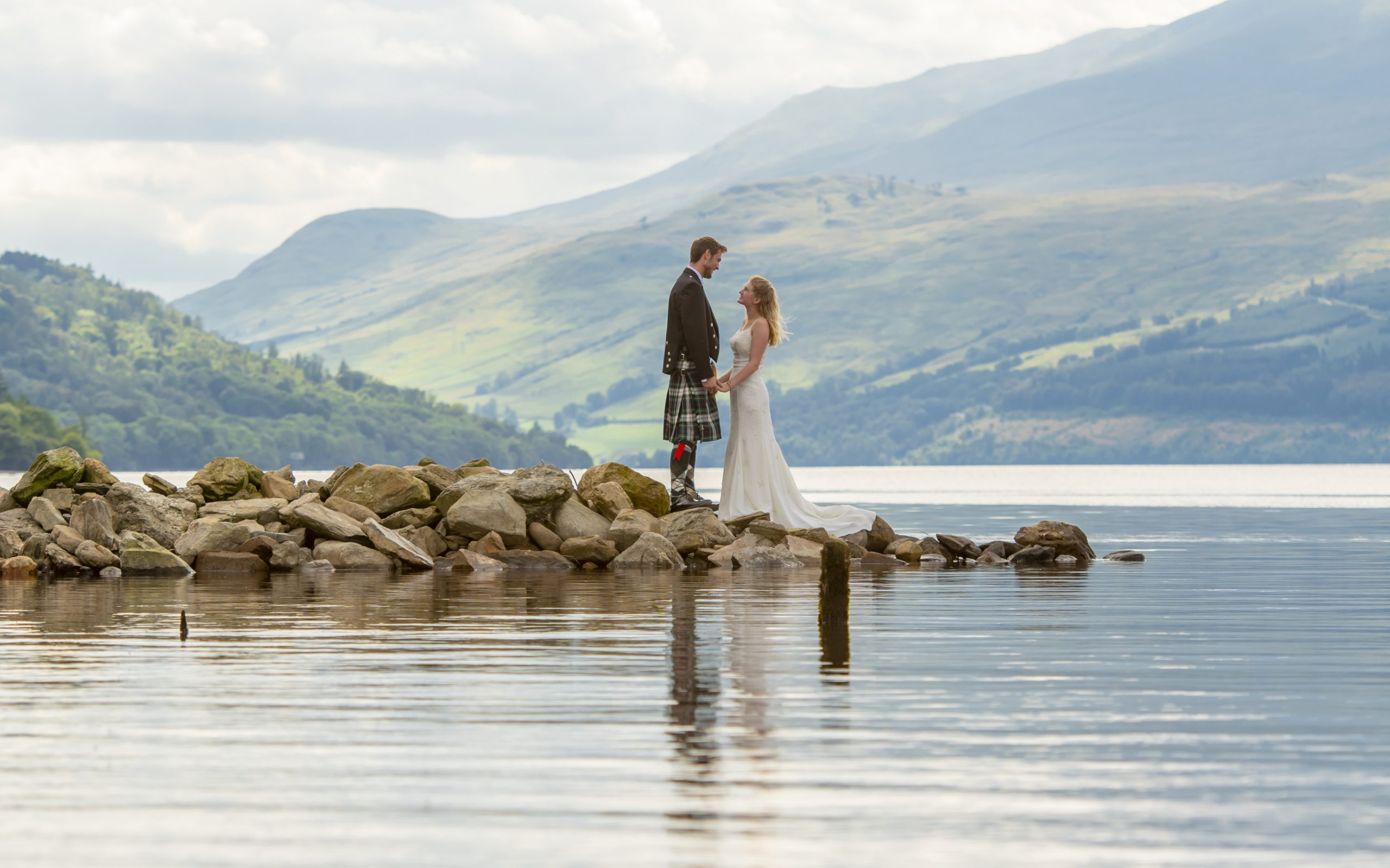 Taymouth Marina – Wedding Venue In Perthshire
