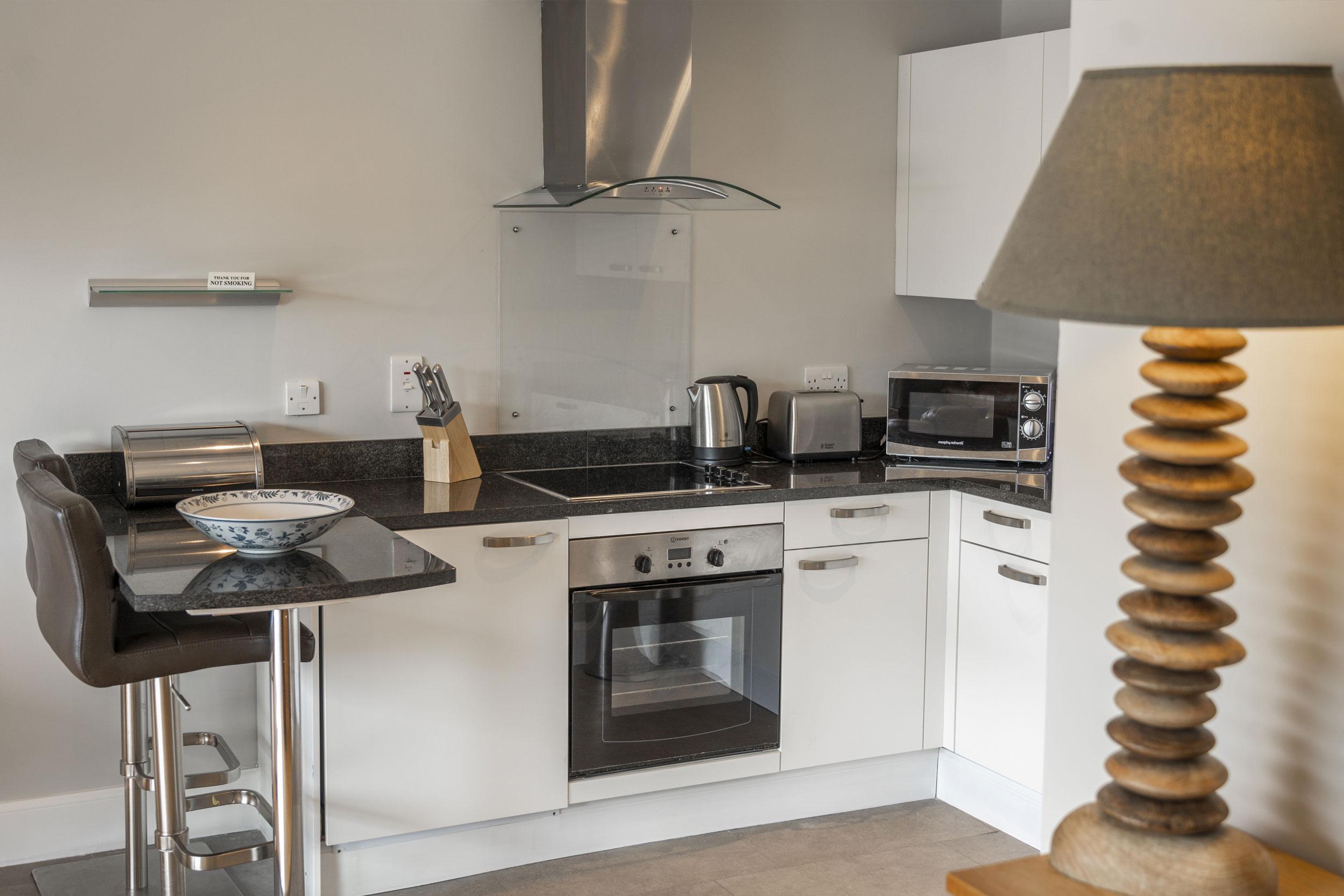 Beinn Hope Kitchen